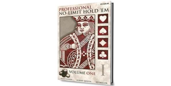 Professional No Limit Hold'Em Vol.1 – Flynn, Metha, Miller