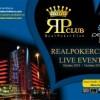 Dal 7 al 10 Ottobre al casino' Perla di Nova Gorica – RealPokerClub Live Events