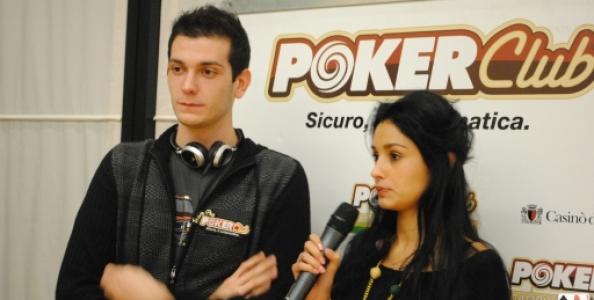 Campionato Nazionale Poker Club – Alessandro Chiarato domina il day 2