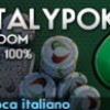 Record di utenti storico per ItalyPoker