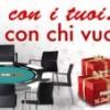Natale con i tuoi… Poker con chi vuoi