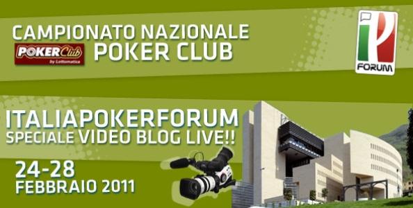 Settima Tappa Campionato Nazionale Poker Club – Lo Speciale!