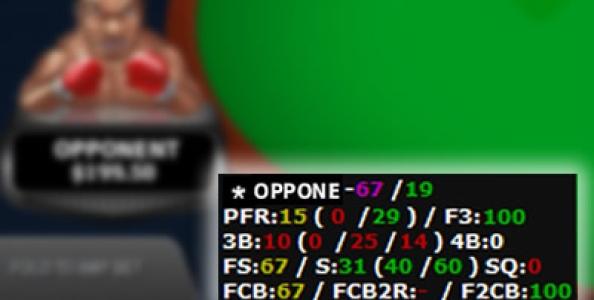 Come valutare le statistiche dell'HUD nel poker online