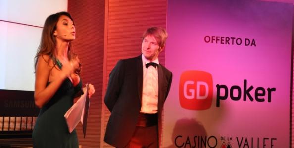Consegnati a Saint Vincent gli Italian Poker Awards