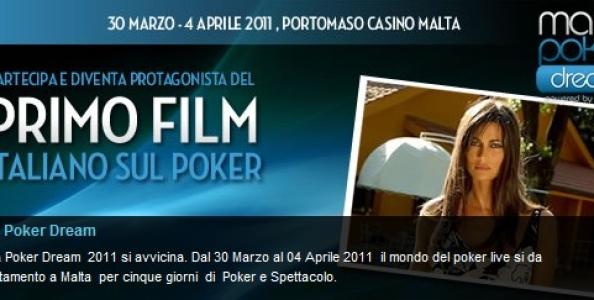 Satelliti online per il Malta Poker Dream: qualificati gratis su BetPro.it