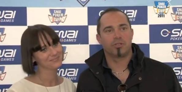 [VIDEO] Paolo Gobetti si classifica ottavo alla Snai Poker Cup