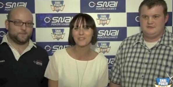 [VIDEO] Sebastian Veghinas terzo alla Snai Poker Cup