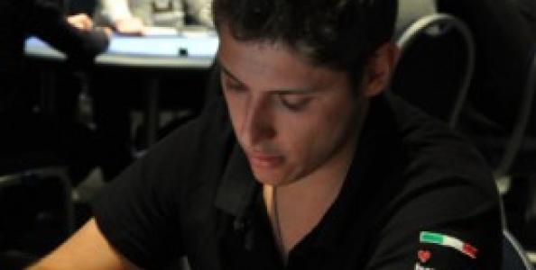 Malta Poker Dream – Boom di iscritti al day1b, Marco Bognanni chipleader