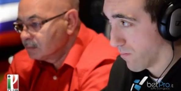 """Dario Rusconi: andare """"rotti"""" nel poker"""