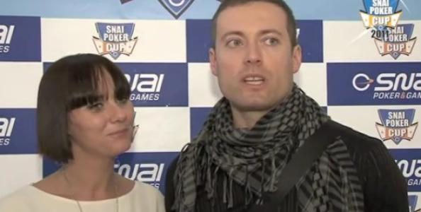 [VIDEO] Luca Visentin quinto alla Snai Poker Cup