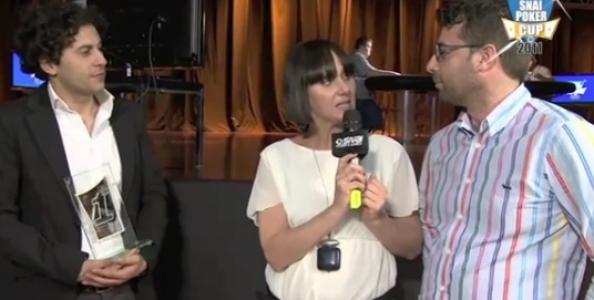 [VIDEO] Massimiliano Manigrasso vince il Side Event della Snai Poker Cup