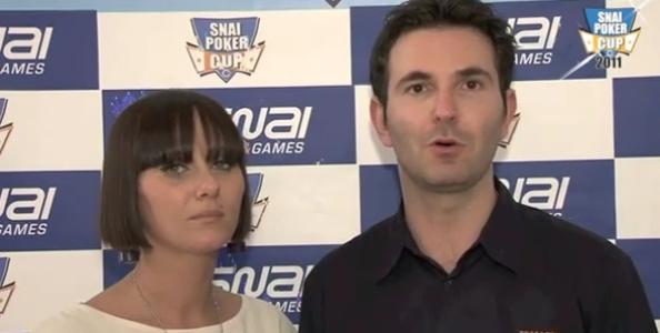 [VIDEO] Piero Valentini quarto alla Snai Poker Cup