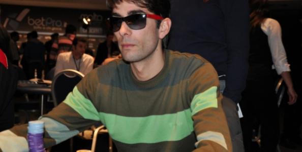Malta Poker Dream – Day3: si rimane in 35, Antonio Trapuzzano chipleader