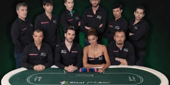 """Sisal Poker Rewards: vuoi diventare un """"mito"""" anche tu?"""