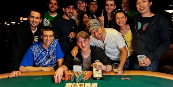 WSOP Evento 20: vince Jason Somerville