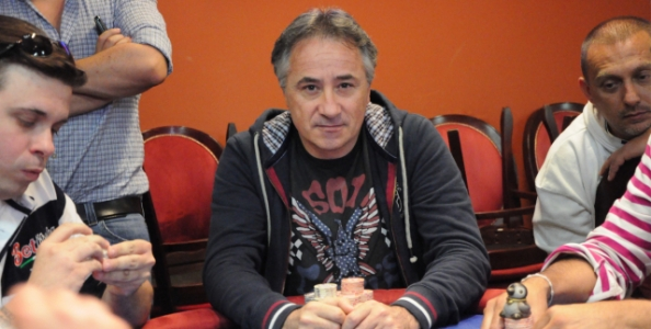 Italian Series of Poker – Alessandro Scermino chipleader all'evento d'apertura
