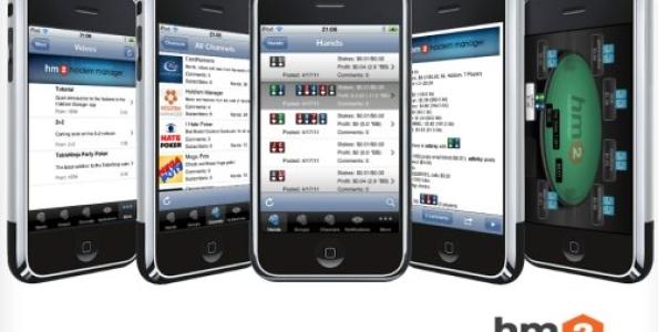 HEM 2: nuova versione di Holdem Manager anche su Iphone!