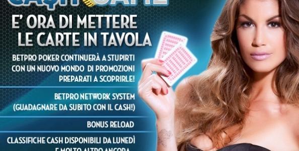 Cash Game su BetPro.it