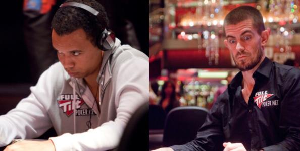 Full Tilt Poker: chiesti 900milioni di dollari per danni. Coinvolti Ivey ed Hansen