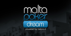 Segui il VIDEO Blog Live del Malta Poker Dream!