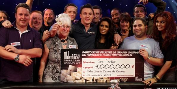 Partouche Poker Tour 2011: vince in rimonta Sam Trickett.