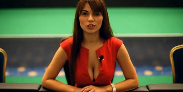 """Tatjana Pasalic: """"Il sesso è un'arma a doppio taglio per il poker"""""""