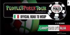 People's Poker Tour: programma dell'ultima tappa a Campione