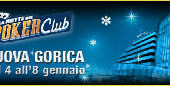 Qualificati con 1 euro alla Notte del PokerClub con il nostro satellite ESCLUSIVO!