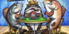 Primo aprile pokeristico: ecco tutti i FISH che vengono a galla