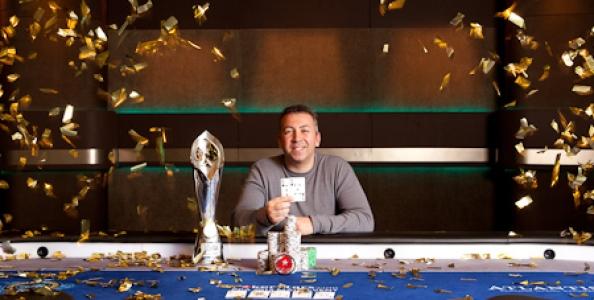 PokerStars Caribbean Adventure 2012: è John Dibella il campione