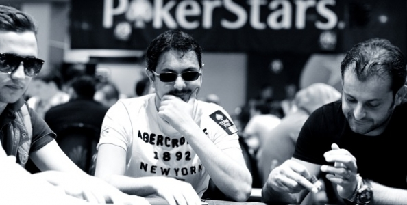 Grande Luca Pagano: in the money nell'High Roller di Londra, 12 left!