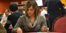 La Notte Rosa – Rosa Pitzolu chipleader a La Notte del Poker Club