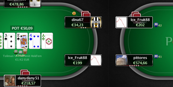 Pokerstars Mobile: ora si può giocare a soldi veri su Iphone e Ipad!