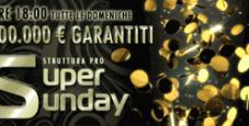 Super Sunday da record in casa People's Poker!