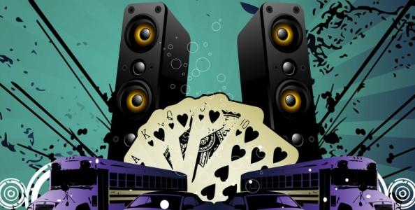 La musica da ascoltare mentre si gioca a poker