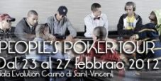 Video diretta streaming PPT Saint Vincent – People's Poker Tour