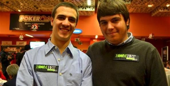 Gianluca Speranza: un 2012 sotto il segno di Roombet!