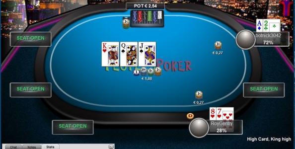 People's Poker: prime immagini del nuovo software!
