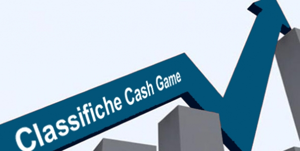 Classifica Top Winner Cash Game – PokerStars.it