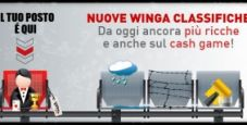 16.500 euro in palio con le Winga classifiche!