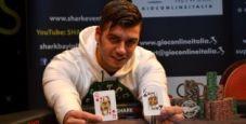 Re Mida Deep Challenge – Federico Petruzzelli vince dominando il tavolo finale