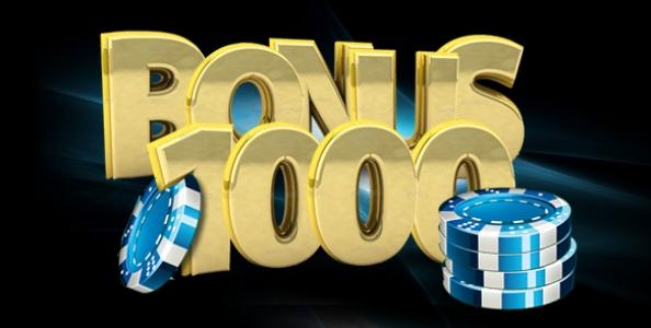 Vuoi un bonus fino a 1000€ su Betpro Poker?