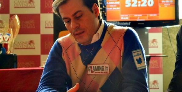 Flavio Zumbini giocherà il King Of Poker di Budva!