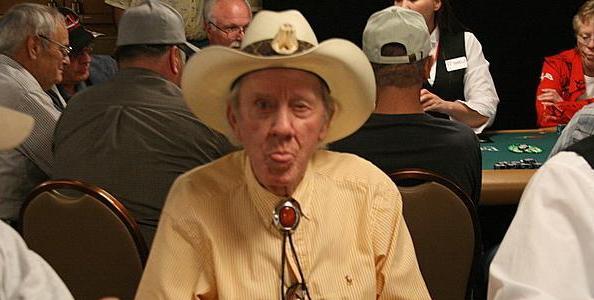 Si è spento ad 83 anni Amarillo Slim, leggenda del poker texas hold' em