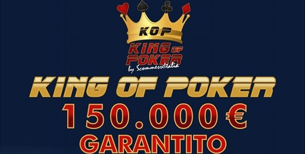 King of Poker – Budva – Segui il blog live!