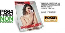 Poker Sportivo di Aprile in edicola!