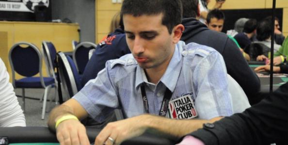 Matteo Sbrana quarto all'Eldorado, Simone Raccis al final table dell'Explosive