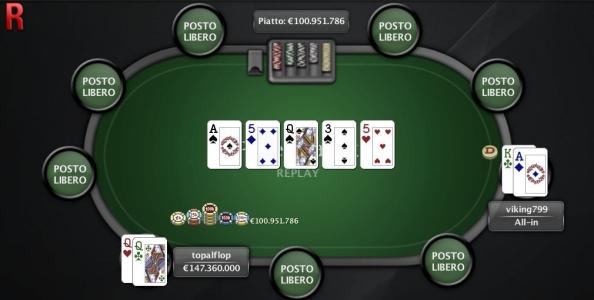 "Sunday Million: nessun deal, ""topalflop"" vince 257.000 €!"
