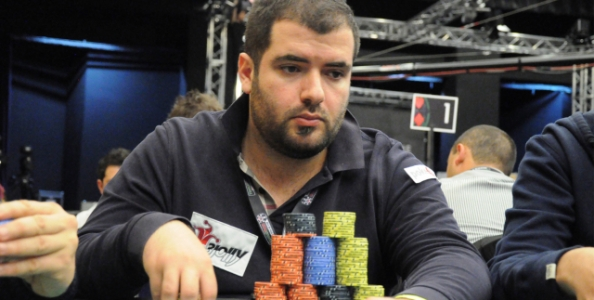 People's Poker Tour Malta Day 1A – Comanda Davide Tiano