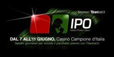 Segui il Blog Live dell'IPO di Campione d'Italia!